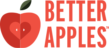 Better Apples logo